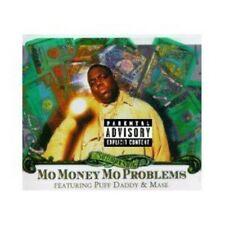 Mo Money Mo Problems - Music CD - Notorious Big -  1997-07-14 - Bad Boy - Very G