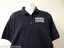 Animal Control Polo Uniform Shirt, Choose your colors w Free Shipping in USA