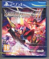 Samurai Warriors 4 II HD  'New & Sealed'   *PS4(Four)*
