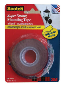 3M Scocth Super Storng Mounting Tape CAT4011