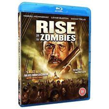 Rise of the Zombies BLU-RAY Region B *New & Sealed* Danny Trejo Anchor Bay