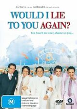 Would I Lie To You Again New DVD Region 4 Sealed French