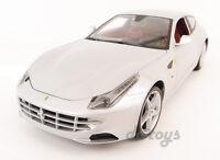 Hot Wheels Ferrari FF V12 4 Seater 1:18 Diecast Silver X5525