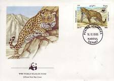 651+ FDC ENVELOPPE 1erJOUR ANIMAUX SAUVAGES AFGHANISTAN