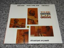 The Godfathers Of Groove: Reuben Wilson-Bernard Purdie-Grant Green Jr SEALED CD