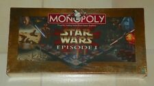 1999 Monopoly - Star Wars Episode I - Board Game by Hasbro - Collector Edition