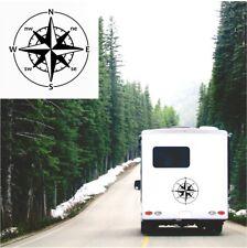 Compass Sticker Caravan Motorhome Camper Horsebox 4X4 Truck Car Decal