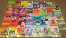Horrid Henry, by Francesca Simon: collection of 33 children's fiction books