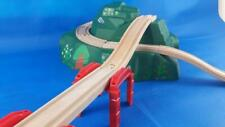 Wooden Train Track Mountain Pass and Tunnel Elc Thomas & friends Brio sets