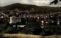Bad Kissingen 1961 Panorama Blick über die Stadt Briefmarke 125 J. Eisenbahn