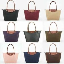 New Longchamp Le Pliage 1899 Nylon Tote Handbag Travel Bag Large