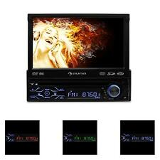 "NEW IN-CAR DVD CD PLAYER FLIP OUT 7 "" LCD DISPLAY USB MP3 AUX AM FM RADIO STEREO"