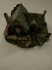 Thomas Kinkade Seaside Cottage #5339A Hawthorne Candlelight Cottage With Coa