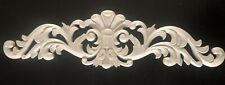 """New listing Architectural Furniture AppliquÉ Wood New 17 3/4"""" x 5"""""""