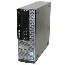 Dell Optiplex 7010 SFF PC Intel Core i7-3770 3.4GHz 4GB 250GB HDD DVD WIN 10