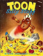 TOON SILLY STUFF ROLEPLAYING GAME VGC! #7602 Steve Jackson Games Guide Rulebook