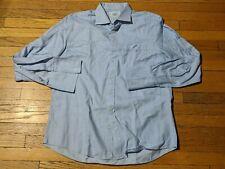charles tyrwhitt dress shirt. Size 18/37 Inches light blue