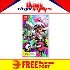 Splatoon 2 Nintendo Switch Game New & Sealed Free Express Post Pre Order