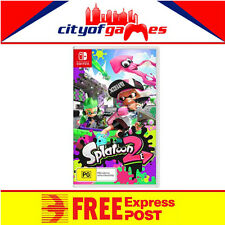 Splatoon 2 Nintendo Switch Game New & Sealed