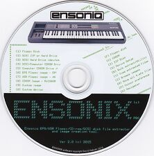 Ensoniq EPS/ASR SCSI/ZIP/Floppy/CD file disk reader extractor- Bonus 600 sounds!