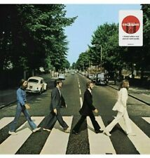 The Beatles Abbey Road Target Exclusive Vinyl LP & Large Tshirt NEW 50th ann mix