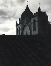 Ryuijie, Carmel Mission, 1981 11x14 Signed Photograph, Print #1