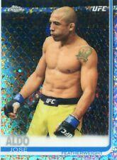 2019 TOPPS UFC CHROME REFRACTOR DIAMOND HOT BOX JOSE ALDO #6