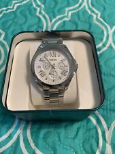 Fossil watch men, Brand New With Case, Needs New Battery