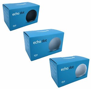 Amazon Echo Dot (4. Gen. / Generation) smarter Lautsprecher mit Alexa NEU & OVP