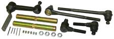1961-64 Chevy Impala High Performance Tie Rod and Idler Arm Kit For Tubular Arms