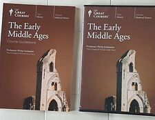 Great Courses -Early Middle Ages,Dvd set , History Teaching co Part