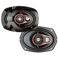 "5 Core Car Speaker Coaxial 3 Way 6X9"" Sold In Pair 1600 Watts PMPO CS6984"