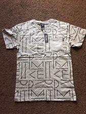 NWT VINTAGE Primitive Apparel Deco T-Shirt Heather Mens Skate Top - Medium