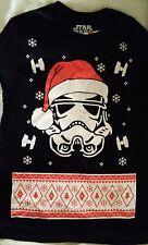 BRAND NEW Santa Stormtrooper T-Shirt Mens M