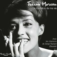 JEANNE MOREAU - LE TOURBILLON DE MA VIE (BEST   CD NEW