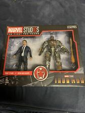 TONY STARK & IRON MAN Mark 1 - Marvel Legends NEW SEALED