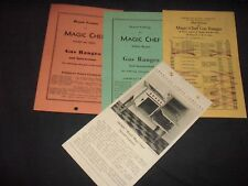 Vintage Magic Chef Gas Ranges American Stove Company Advertising:Tiffin Model +*