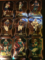 2019 Prizm Football Base Cards Base Singles (Pick your card from list) NFL 1-250