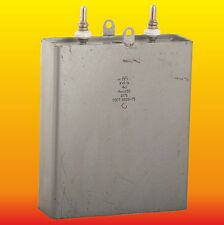 4 uF 4 kV RUSSIAN HIGH VOLTAGE PULSE PAPER IN OIL PIO CAPACITOR K41-1a