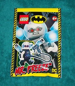 LEGO BATMAN : Mr Freeze Polybag Set 212007 BNSIP