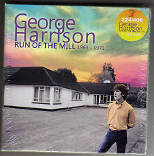 George Harrison Run Of The Mill 1963-1971  13 CDs + 2 DVD Box Set