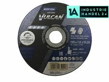 Norton Vulcan Trennscheibe 125x1x22mm