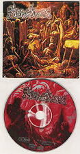 "MERCILESS original (promo-cardsleeve) CD ""The awakening"" 89 pressed 99 on Osmose"