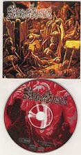 "MERCILESS original (promo-cardsleeve) CD ""The awakening"" 89 pressed 99 on Osmose"