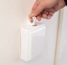 SocketLoc UK Electrical Key Lockable Single Plug Socket Protector Cover