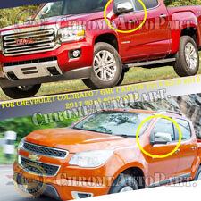 2014-2017 2018 2019 2020 Chevrolet Colorado/GMC Canyon Chrome TOP Mirror Covers
