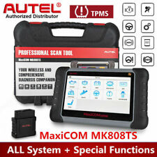 Autel MK808TS OBD2 Automotive TPMS Diagnostic Tool Android for Ford GM BMW KiA
