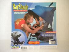 Kiddopotamus RayShade Sun UV Protective Stroller Joggers Pram UPF 50+ Color Navy