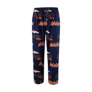 NFL Denver Broncos Men's Pajama Sleepwear Lounge Bottoms Size 2XL - NWT