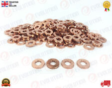 1X FORD FIESTA MK5 1.4 TDCI INJECTOR COPPER WASHER / SEALS 2S6Q 9E568 AB